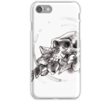 Lucy with Freesias iPhone Case/Skin