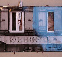 Secret Postcard n°3 by Pascale Baud