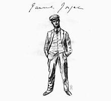 "James Joyce - sketch; (Bloomsday - ""Ulysses"") T-Shirt"