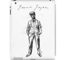 "James Joyce - sketch; (Bloomsday - ""Ulysses"") iPad Case/Skin"