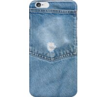 Old Jeans  iPhone Case/Skin