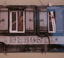 Secret Postcard n°5 by Pascale Baud