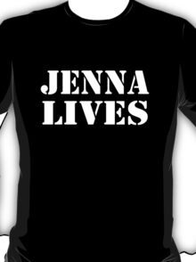 Jenna Lives T-Shirt