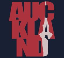 Auckland (Skytower) T-Shirt