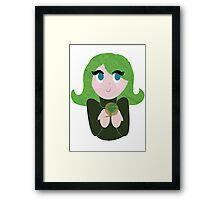 Childhood Friends Framed Print