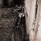 Old Bikes by DarrynFisher