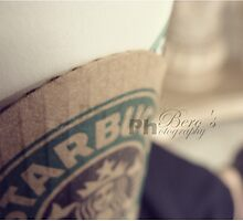 starbucks  by BERO