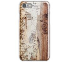 Tree Lines 4 iPhone Case/Skin