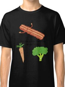 Bacon is My Favorite Vegetable Classic T-Shirt