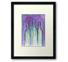 Bring The Wine Framed Print
