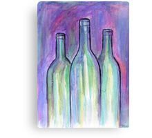 Bring The Wine Canvas Print