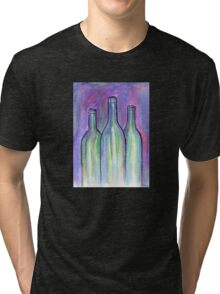 Bring The Wine Tri-blend T-Shirt