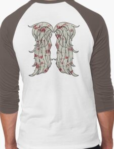 TWD - Wings (Daryl) Men's Baseball ¾ T-Shirt