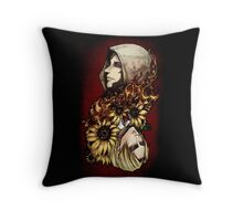 TEW:Ruvik-coloured  Throw Pillow