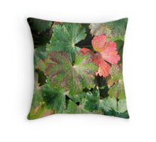 Dew Drops 2 Throw Pillow