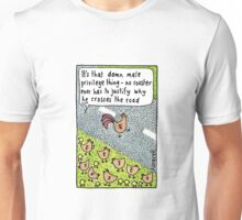 Rooster Cross Road Unisex T-Shirt