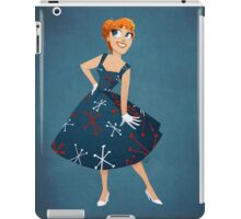 Girl of Tomorrow iPad Case/Skin