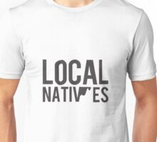 Local Natives Logo Unisex T-Shirt
