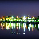 Lights of Innisfail, Nth Queensland by Giovanna Devlin