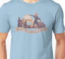 BioShock Infinite – The Prophet Leads His People Out of the Sodom Below Unisex T-Shirt