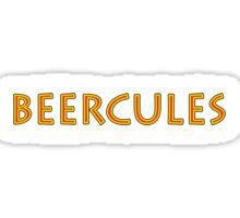 Beercules Sticker