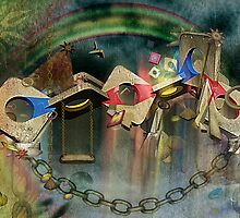 Chains by Cornelia Mladenova