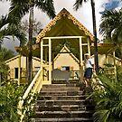 Batik Artists - Bob in St. Kitts by Memaa