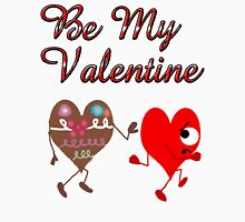 Be My Valentine  Womens Fitted T-Shirt