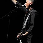 Still pointing it out—Billy Bragg at Beverley Festival by David Barrett