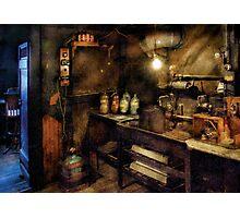 Photographer - The Dark Room Photographic Print