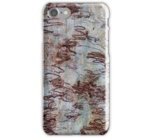 Tree Lines 27 iPhone Case/Skin