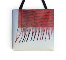 Prayer flag Tote Bag