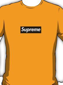 Supreme Black Box Logo T-Shirt