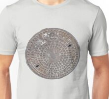 Grate in Budapest  Unisex T-Shirt