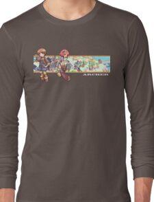 [RO1] Classic Archer Long Sleeve T-Shirt