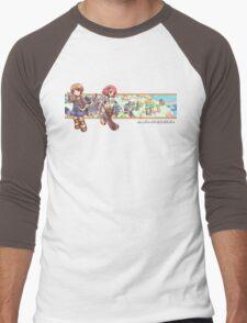 [RO1] Classic Archer Men's Baseball ¾ T-Shirt