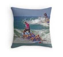 ASRL Navy Torquay 19 Throw Pillow