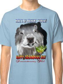 Punxsutawney Phil's Shadow Classic T-Shirt