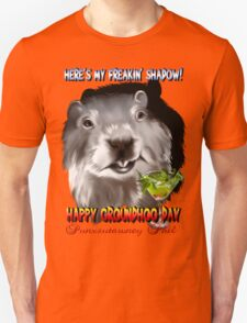 Punxsutawney Phil's Shadow T-Shirt