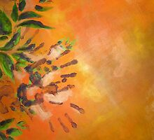 Growing Hands by Julianne  Clease
