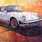 Porsche by Yuriy Shevchuk