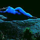 blue moon by alfarman