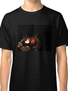 Caged Candles Classic T-Shirt