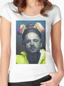 Jesse Pinkman Women's Fitted Scoop T-Shirt