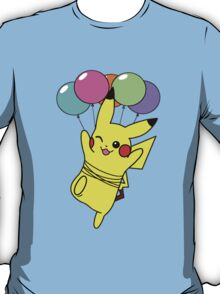 Pikachu Used Fly! T-Shirt