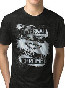 Ride Shiny Tri-blend T-Shirt