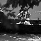 River Sniper by Tim Denny