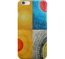 The Four Seasons collage iPhone Case/Skin