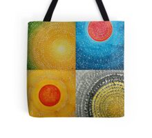The Four Seasons collage Tote Bag