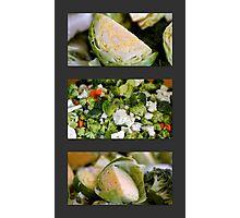 Veggies Anyone? Photographic Print